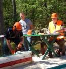 Волинь: Питання охорони праці для лісоуправління та обкому галузевої Профспілки – пріоритетні