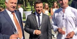 Зустріч Голови ФПУ Григорія Осового з главою держави
