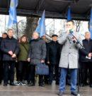 Мирна акція протесту ВІДЕО ТСН